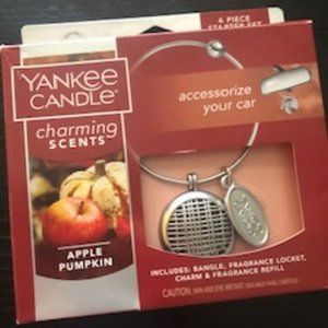 Yankee Candle Car Scent/WoodWick Applewood Candle
